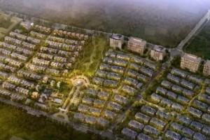 未来首领的日子乐土观承别墅区将迎大发展